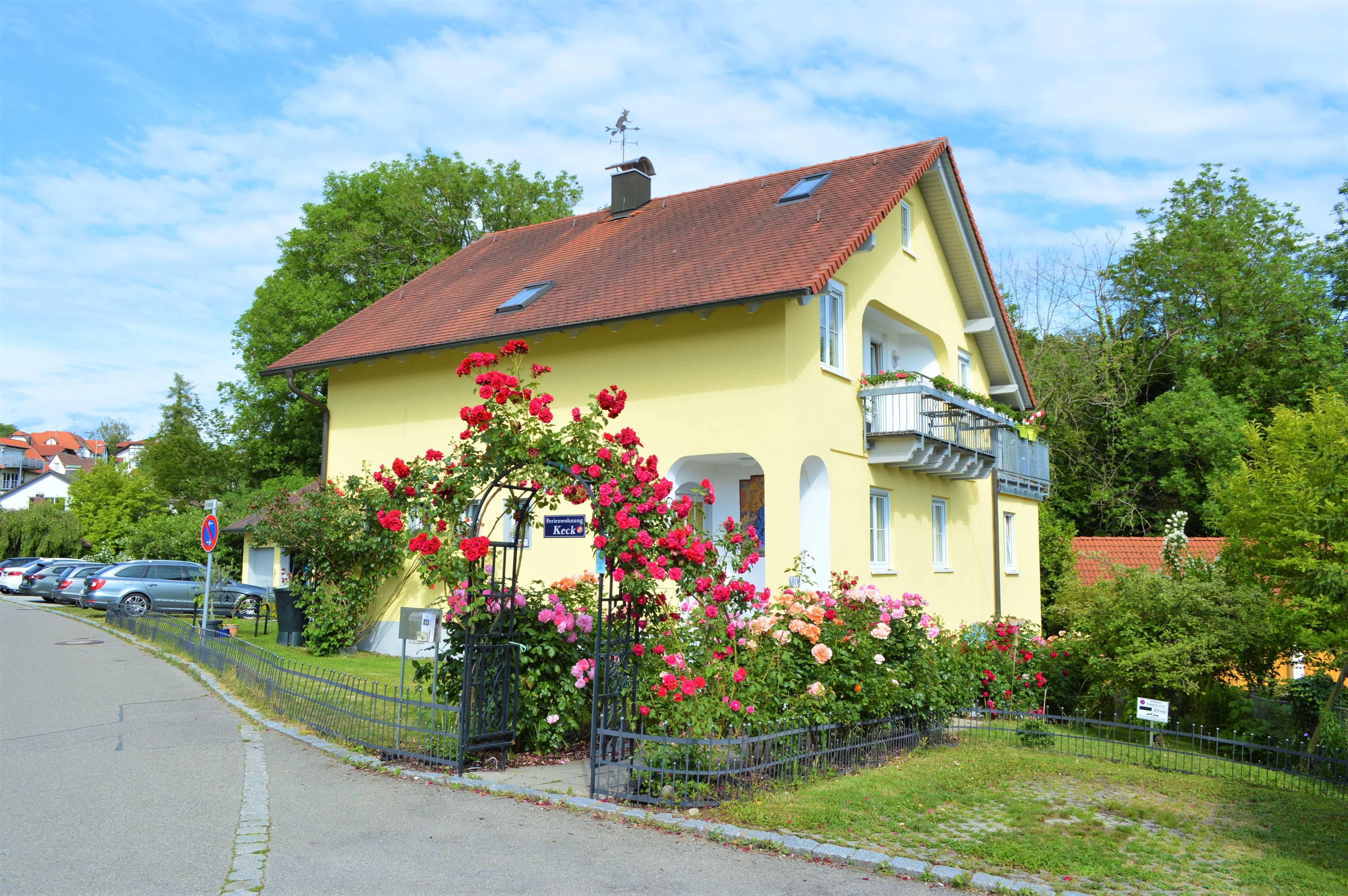 Keck Ferienwohnungen In Meersburg