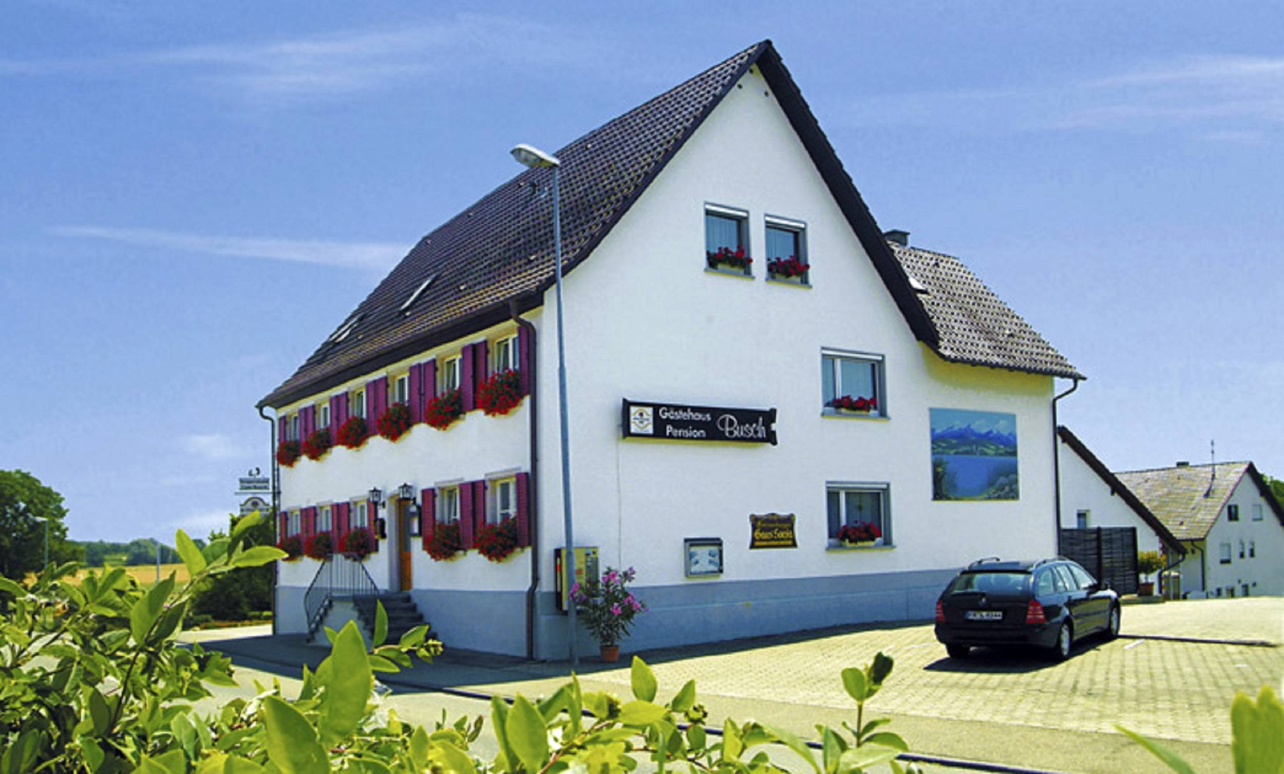 Pension Busch  in Salem - Bild 1 - Pension Bodensee