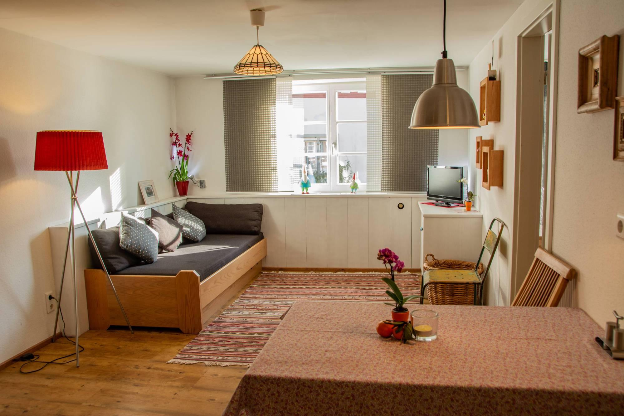 Haus Seeblick Hotel Garni Ferienwohnungen: Ferienwohnungen Haus Neustadt In Überlingen