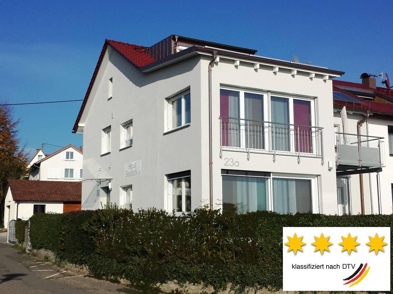 Haus Seeblick Hotel Garni Ferienwohnungen