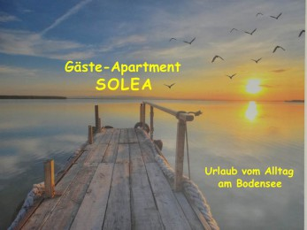 G ste apartment solea in radolfzell for Apartment bodensee