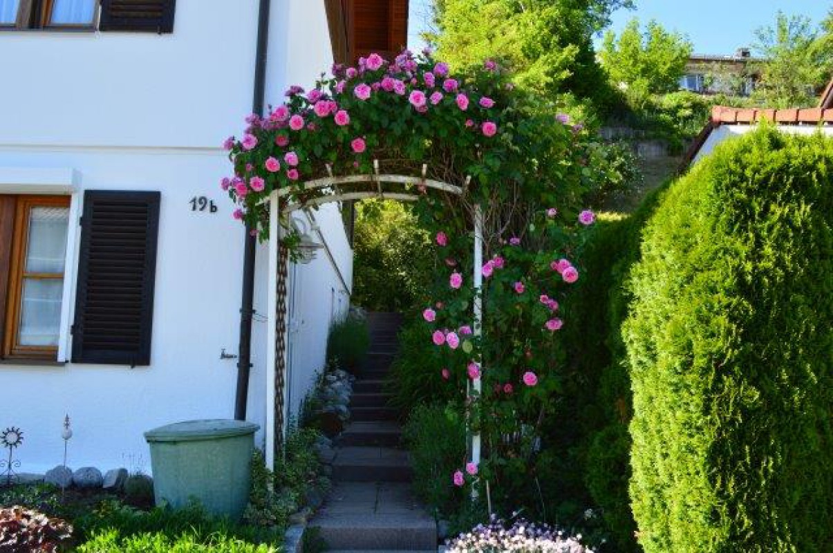 Haus Harder in Bermatingen - Bild 13 - Privatzimmer Bodensee