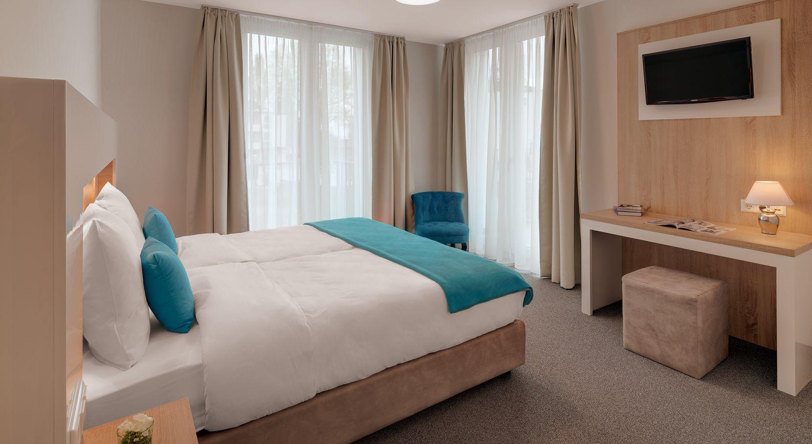 Pension und hotel seereich in lindau for Designhotel lindau